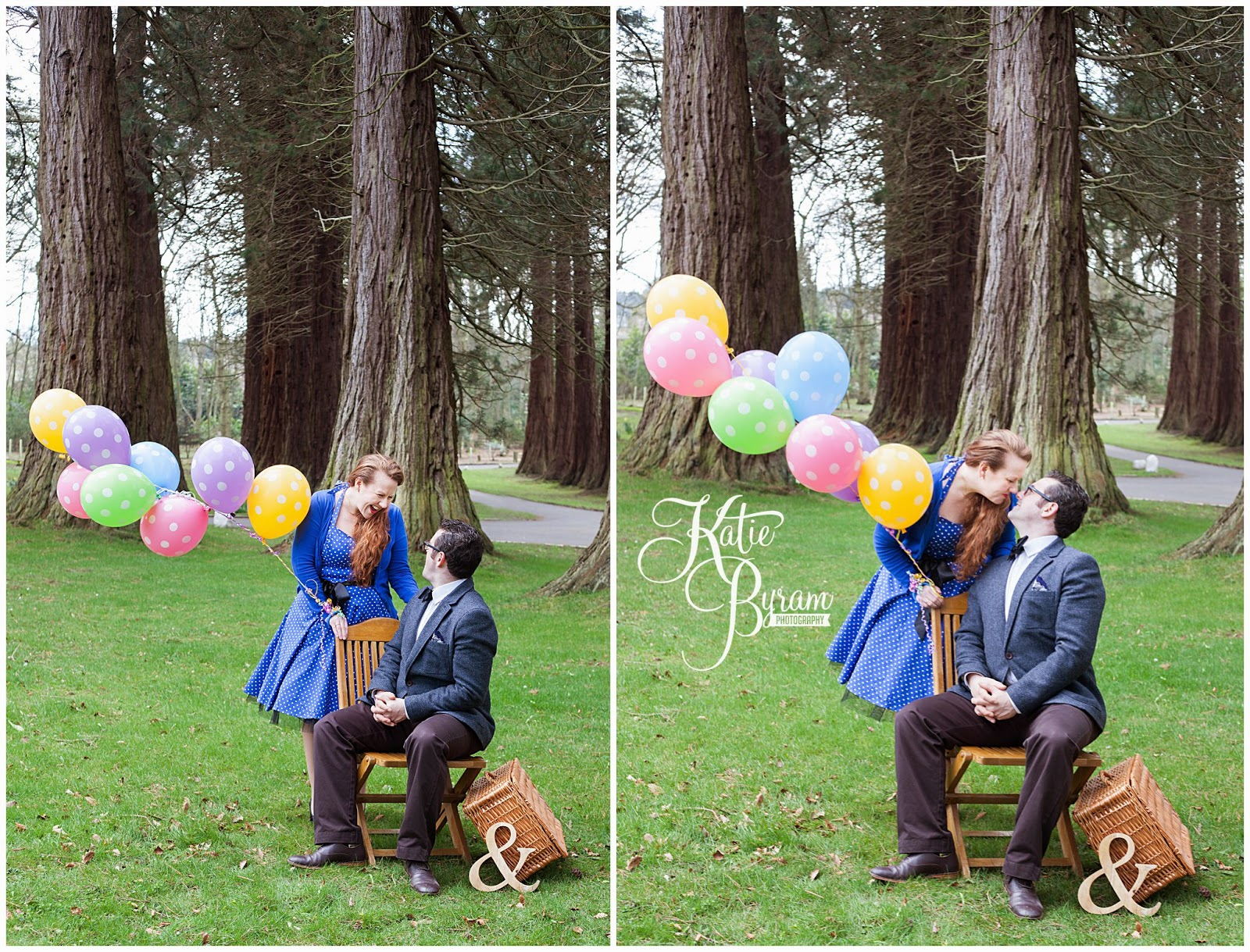 disney up engagement shoot, minsteracres wedding, lord crewe arms blanchland, northumberland wedding, quirky wedding photography, disney wedding, dogs at wedding