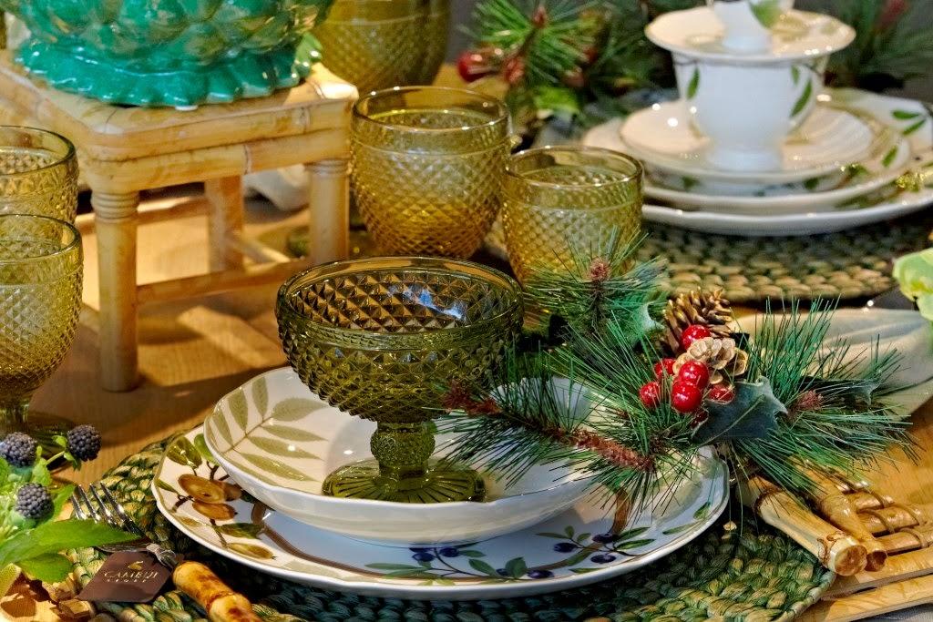 Porcelanas Noritake Berries & Brambles