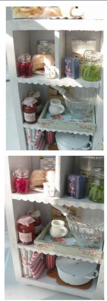 Miniature Pantry love :-)