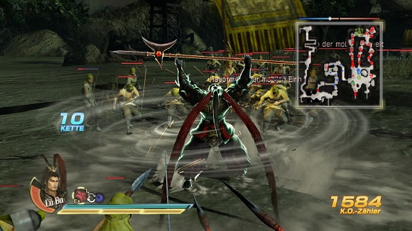 dynasty warriors guide
