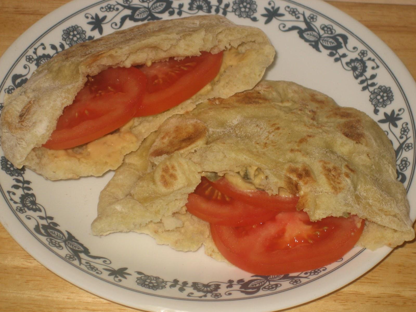 stuffedveggies: Hummus with Capers