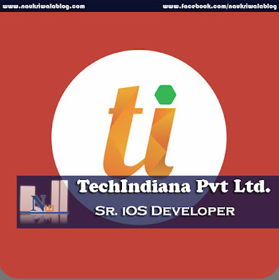 Sr. iOS Developer Job 2015