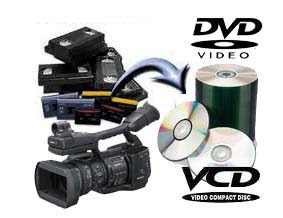 format vcd dvd mpeg avi harddisc transfer video dari kaset vhs c