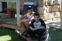 Michael and Daniel