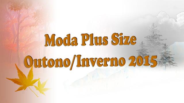 Inverno Plus Size 2015