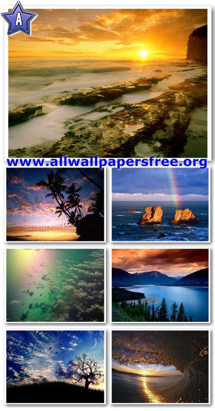 100 Amazing Nature Wallpapers 1280 X 1024 [Set 9]
