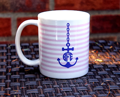 Nautical Monograms: Brittany Lauren Design