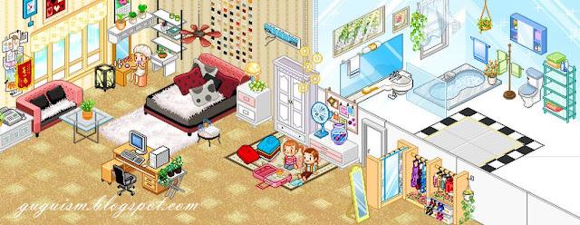 Guguism mini room maker part 2 for Room maker online