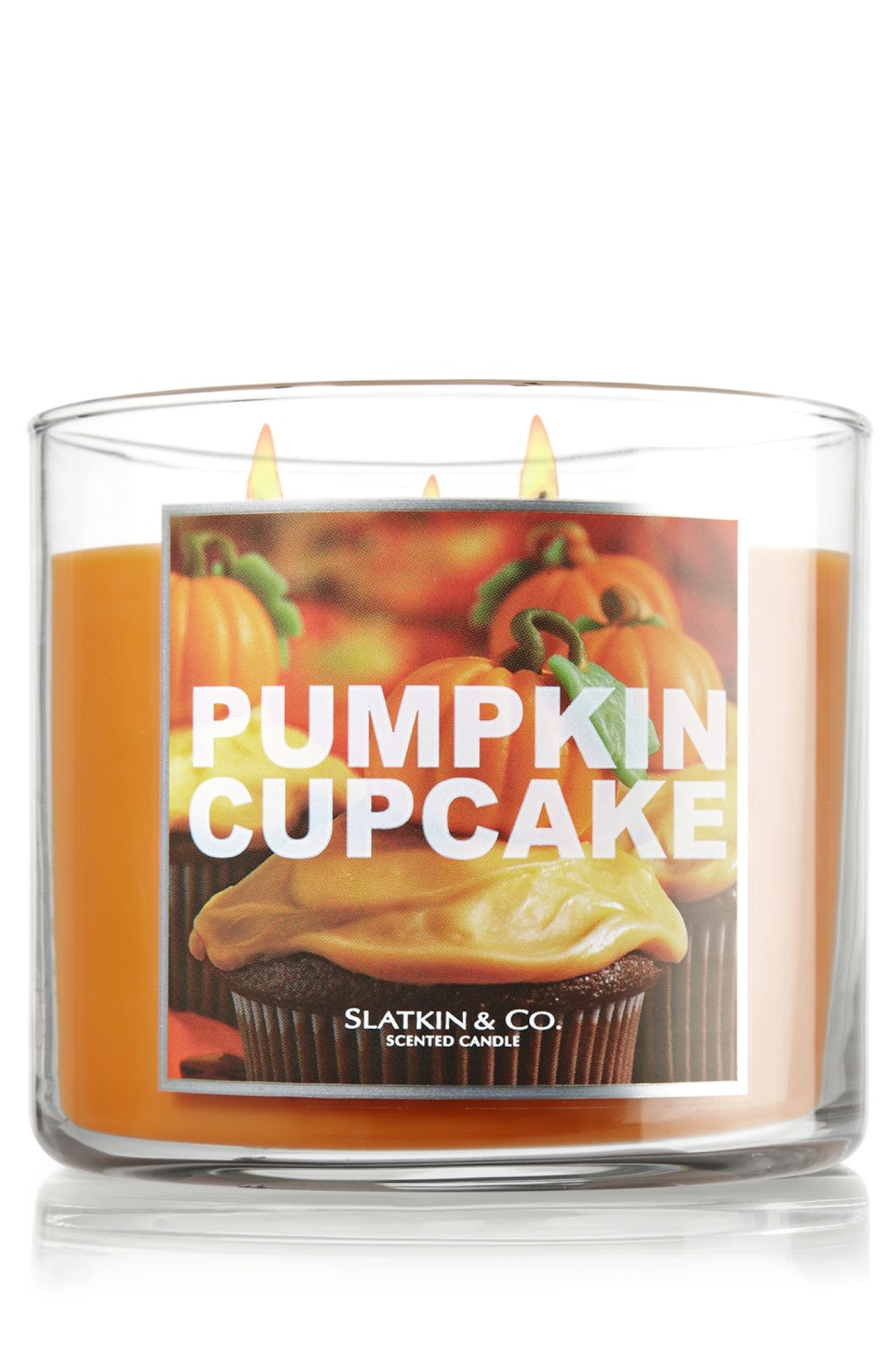 Cupcake Scented Candle