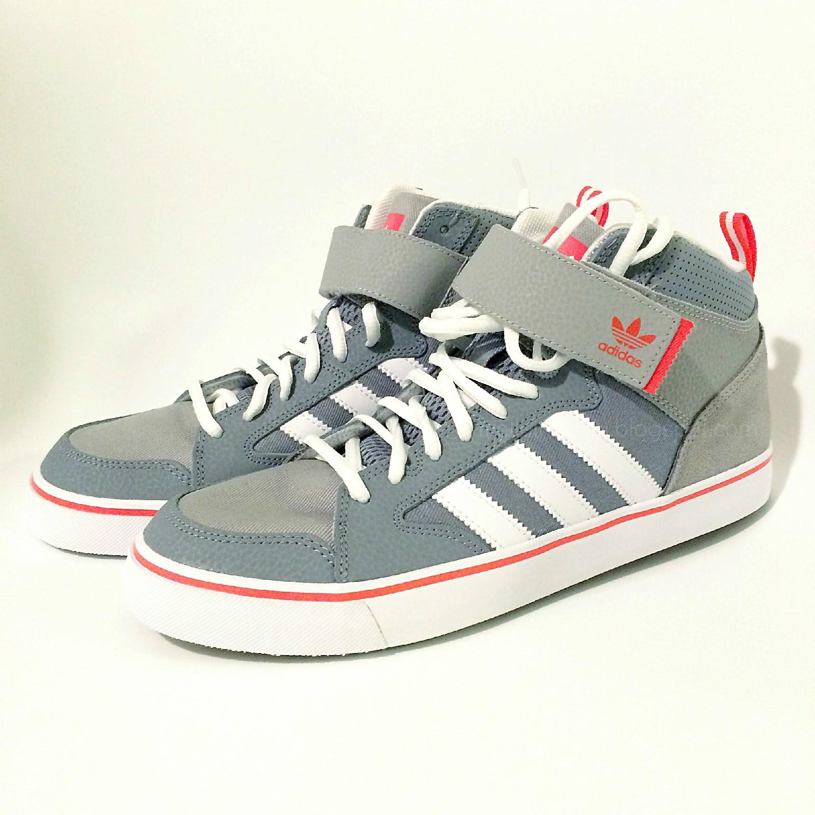 Mmi, Mittwochs mag ich, Frollein Pfau, Adidas, My Adidas, Sneaker, Turnschuhe, 3 Streifen