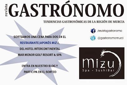 Sorteamos una cena para dos en restaurante japonés Mizu, del Hotel Intercontinental Mar Menor