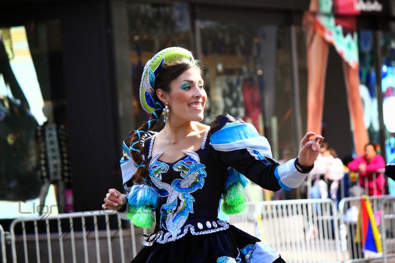 cultura folklorica boliviana- Danza caporales San Simon