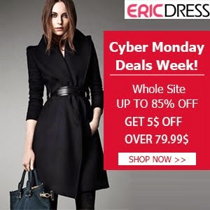 Ericdress Cyber monday good deals