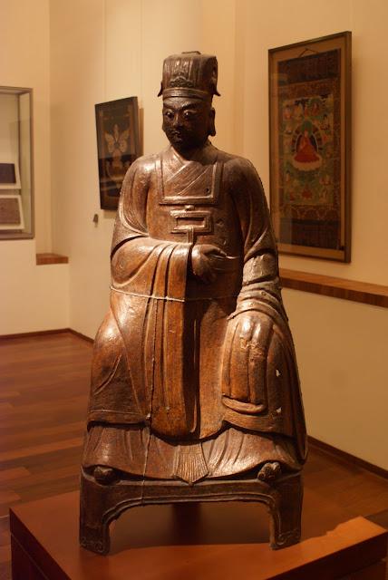 scuplture taoïste