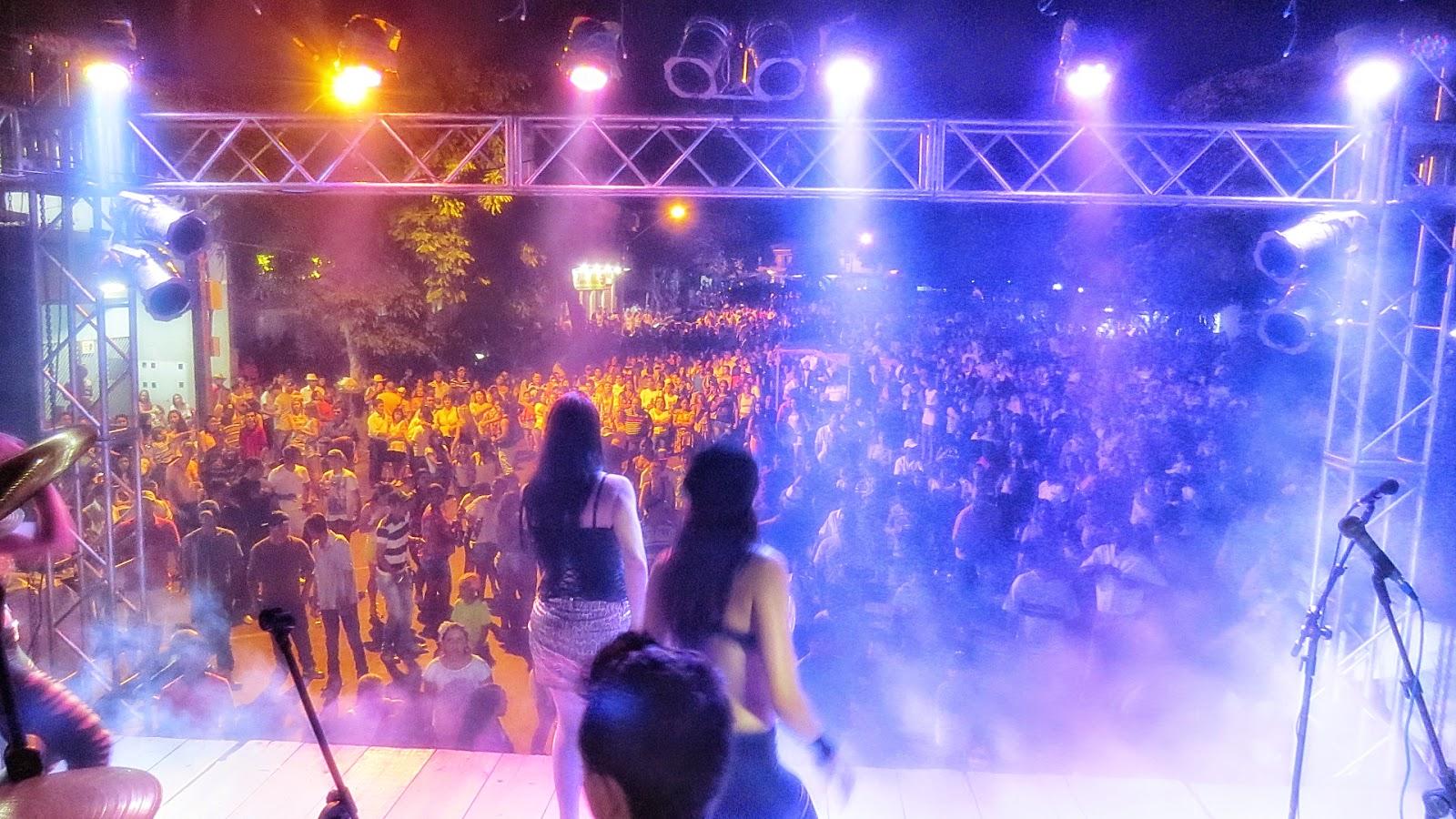 Show da Virada em Borrazópolis 2015