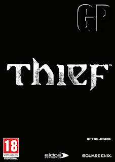 thief placeholder european multi platform box art Thief (PC/PS4)   Logo, Box Art, & Concept Art