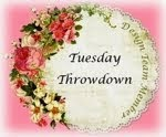 I design for: Tuesday Throwdown