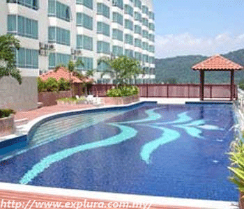 The Krystal Suites in Penang