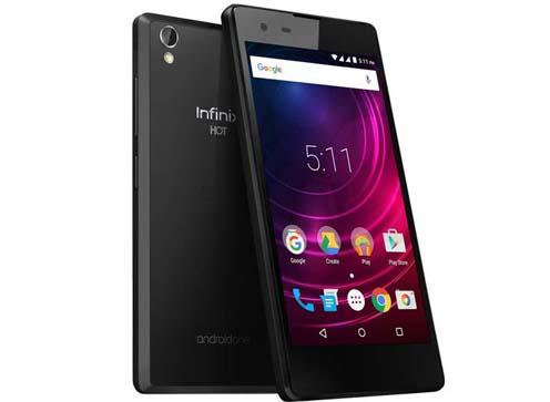 Spesifikasi dan Harga Infinix Hot 2 X510, Ponsel Android Lollipop Quad Core Kamera 8 MP