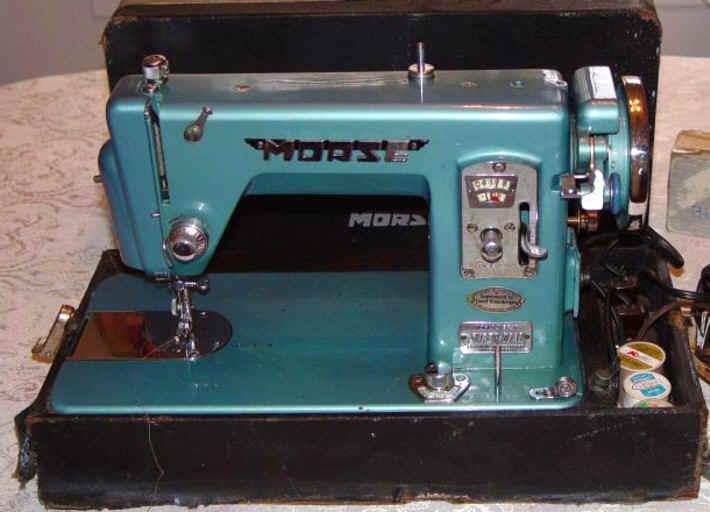 winthrop sewing machine