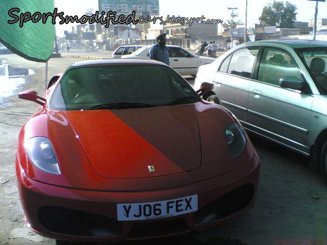 Nice Ferrari F430 In Pakistan
