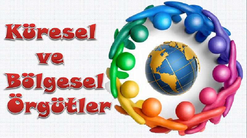 K�resel Ve B�lgesel �rg�tler - SUNU | Feyzullah Demir