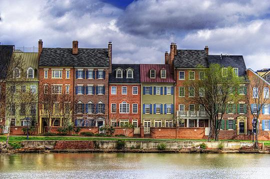 You May Be Wandering: Wednesday Wanderlust ~ Old Town Alexandria, Virginia