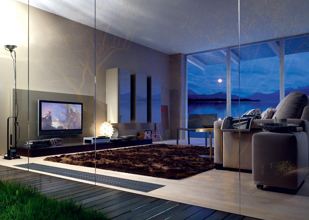 Salas de tv 7 picture car interior design for Disenos de salas modernas