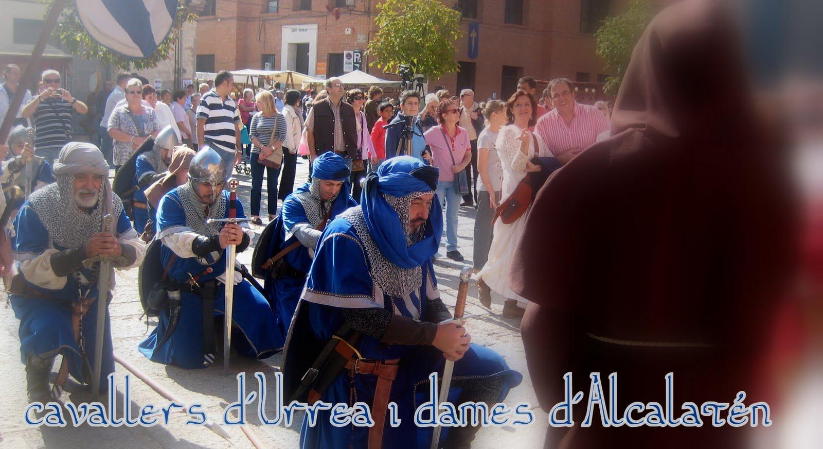 cavallers d'Urrea i dames d'Alcalatén