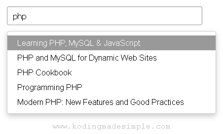 ajax-php-search-engine-for-mysql-database