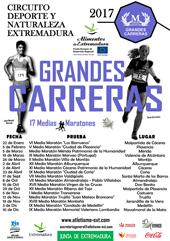 GRANDES CARRERAS 2017