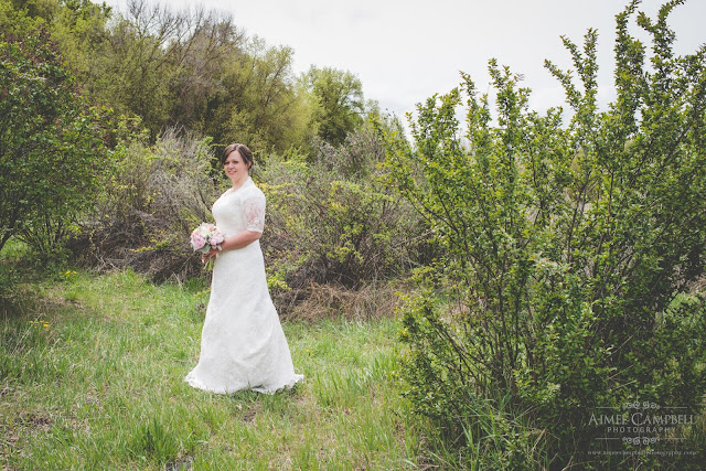 Logan Utah Bridal Photography