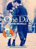 UK movie book cover of One Day by David Nicholls