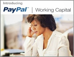 paypal, small business loan, working capital