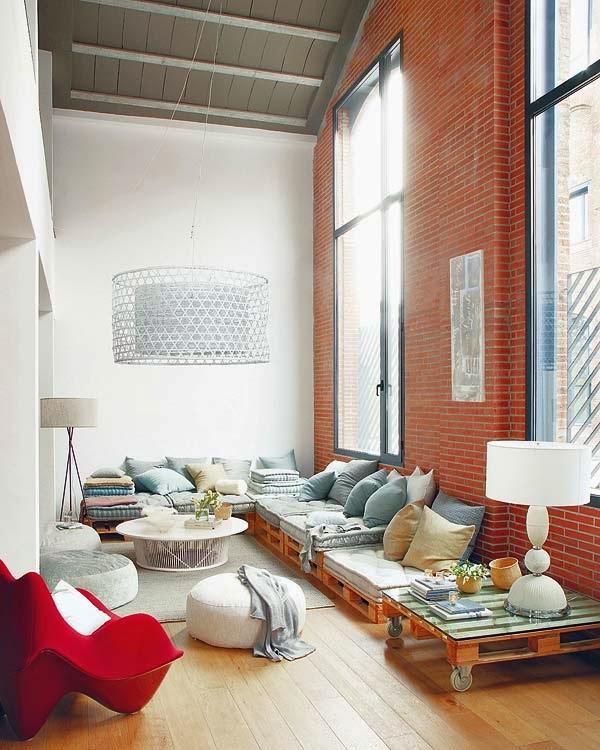 Home Garden 20 Idees Pour Transformer Des Palettes En Canape