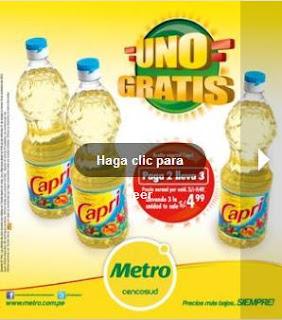 catalogo metro ofertas 2x3 11-12