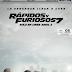 El 2 de Abril llega Rápidos y Furiosos 7 a todos los cines 3D del país
