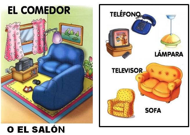 El arcoiris de infantil que hay dentro de una casa for Cosas del hogar online
