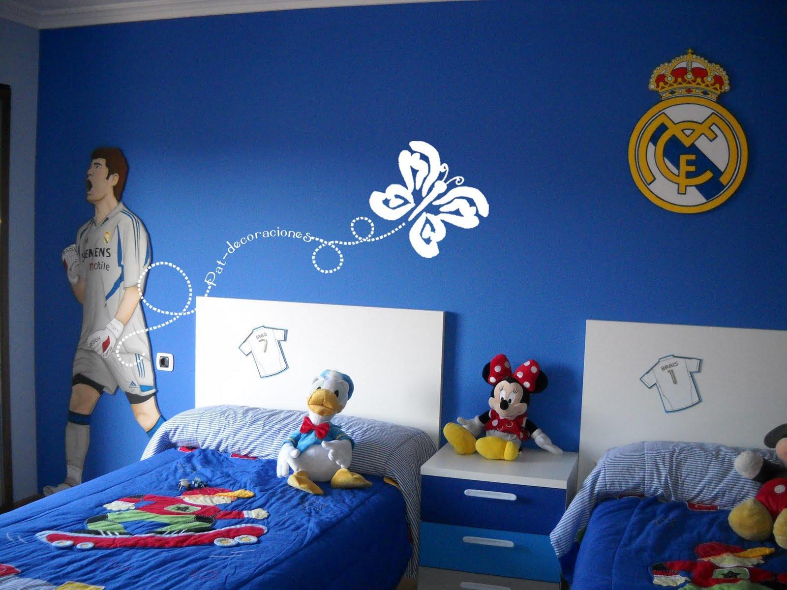 Pat decoraciones decoraci n de habitaciones for Habitaciones en madrid