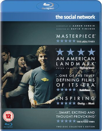 The Social Network 2010 Dual Audio Hindi BluRay Download