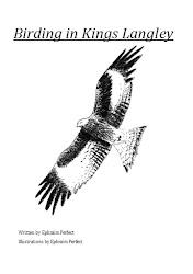 Birding in Kings Langley Booklet