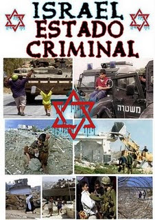 Israel Estado Criminal