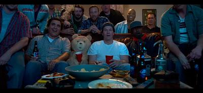 La despedida de soltero de Ted.