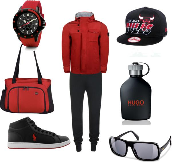 Chicago bulls dress and accessories for men