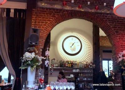 Restaurante Bla Bla Gallery, Marolles Bruselas