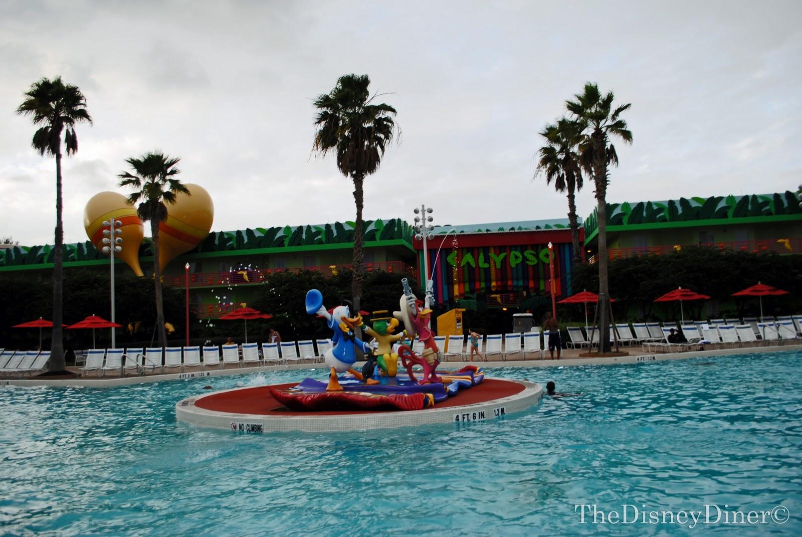 The Disney Diner: Spotlight On: Disney\u0027s All-Star Music Resort