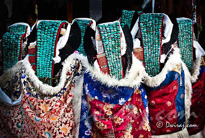 Traditional women of Ladakh…