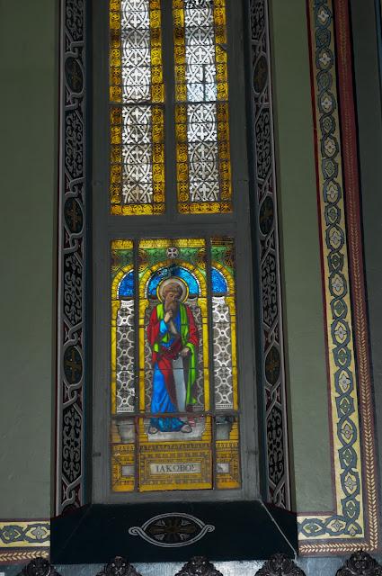 Biserica Greaca din Galati - Interior