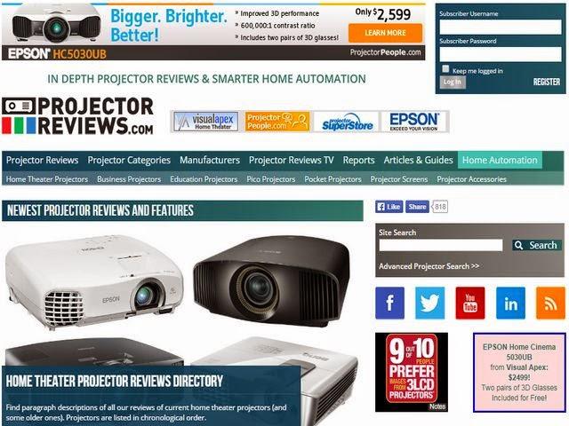 Projectors Epson