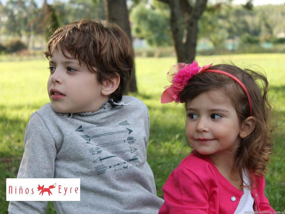 Niños Eyre otoño invierno 2014 Ropa de moda para niños otoño invierno 2014.